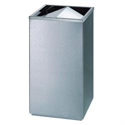 Урна (ведро) для мусора с качающейся крышкой 56 л GB-32 - фото 10110
