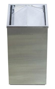 Урна (ведро) для мусора с качающейся крышкой 56 л GB-32 - фото 10111