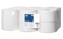 Туалетная бумага для диспенсеров 1-слой Tork Universal система Т2 (120197) - фото 10208