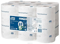 Туалетная бумага для диспенсеров Tork SmartOne Advanced (472193) - фото 10219