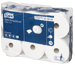 Туалетная бумага для диспенсеров Tork SmartOne Advanced (472242) - фото 10221