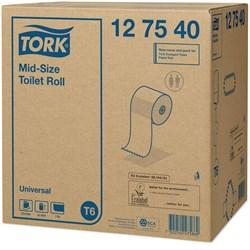 Туалетная бумага для диспенсеров Tork Universal мягкая (127540) - фото 10224