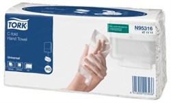 Бумажные полотенца для диспенсеров Tork Universal (471111) - фото 10243