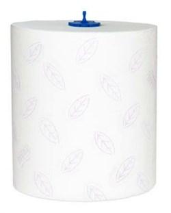 Бумажные рулонные полотенца 2-слоя Tork Matic Premium мягкие система Н1 (290016) - фото 10250