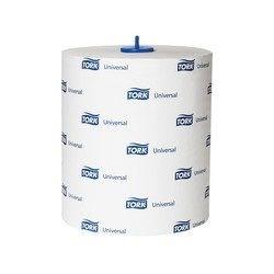 Бумажные рулонные полотенца Tork Matic® Universal ультрадлина (290059) - фото 10254