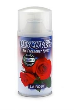 Баллон сменный Discover, 320 мл, La rose - фото 10268