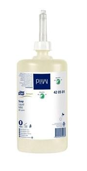 Жидкое мыло для диспенсера Tork Premium мягкое (420501) 6шт - фото 10308