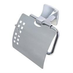 Держатель туалетной бумаги с крышкой WasserKRAFT (Wern К-2525) - фото 10547