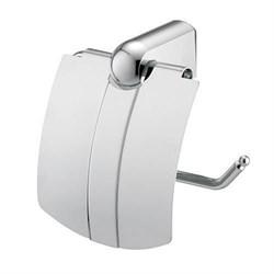 Держатель туалетной бумаги с крышкой WasserKRAFT (Berkel К-6825) - фото 10569