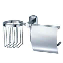 Держатель туалетной бумаги и освежителя WasserKRAFT (Oder K-3059) - фото 10589