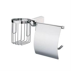 Держатель туалетной бумаги и освежителя WasserKRAFT (Berkel К-6859) - фото 10607
