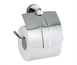 Держатель туалетной бумаги с крышкой WasserKRAFT (Donau K-9425) - фото 10663
