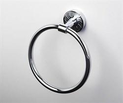 Держатель полотенец кольцо WasserKRAFT (Isen К-4060) - фото 10782