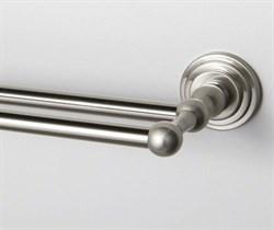 Штанга для полотенец двойная WasserKRAFT (Ammer К-7040) - фото 10949