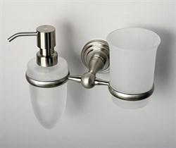 Держатель стакана и дозатора WasserKRAFT (Ammer К-7089) - фото 11009