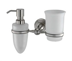 Держатель стакана и дозатора WasserKRAFT (Ammer К-7089) - фото 11010