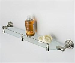 Полка стеклянная WasserKRAFT (Ammer К-7024) - фото 11101