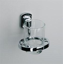 Подстаканник стеклянный WasserKRAFT (Oder K-3028) - фото 11131