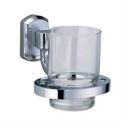 Подстаканник стеклянный WasserKRAFT (Oder K-3028) - фото 11132