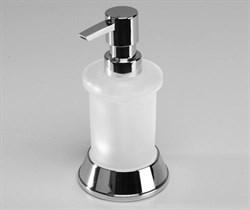 Дозатор для жидкого мыла, 170 ml WasserKRAFT (Donau K-2499) - фото 11188