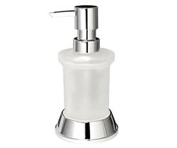 Дозатор для жидкого мыла, 170 ml WasserKRAFT (Donau K-2499) - фото 11189
