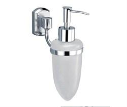 Дозатор для жидкого мыла стеклянный WasserKRAFT (Oder К-3099) - фото 11195