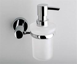 Дозатор для жидкого мыла 150 мл WasserKRAFT (Donau K-9499) - фото 11204