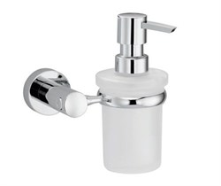 Дозатор для жидкого мыла 150 мл WasserKRAFT (Donau K-9499) - фото 11205