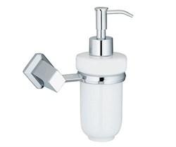 Дозатор для жидкого мыла 160 мл WasserKRAFT (Aller K-1199C) - фото 11208