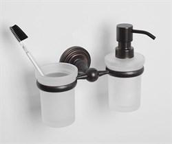 Держатель стакана и дозатора WasserKRAFT (Isar К-7389) - фото 11216