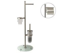 Напольный держатель для туалетной бумаги K-1236 Wasserkraft - фото 11250