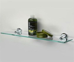 Полка стеклянная WasserKRAFT (Oder K-3024) - фото 11291