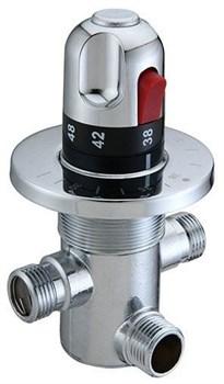 Термостат Kopfgescheit KG 533 12D (Термостатический автоматический смеситель с термо регулировкой для подготовки теплой воды ZY) - фото 11666