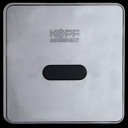 Слив для писсуара сенсорный Kopfgescheit KR 6433 DC (Устройство автоматического слива воды для писсуара) - фото 11691
