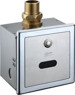 Устройство автоматического слива воды для унитаза Kopfgescheit KG7431(HD701AC/DC-B) сенсорное - фото 11695