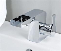 Kаскадный смеситель для умывальника WasserKRAFT (Berkel 4869) - фото 11745