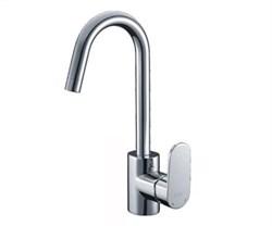 Смеситель для кухни с поворотным изливом WasserKRAFT (Donau 5347) - фото 11915