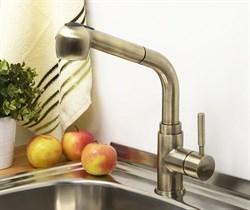 Смеситель для кухни с выдвижной лейкой WasserKRAFT (А8237) - фото 12086