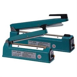 Запайщик пакетов PFS-300 с ножом металл - фото 12217