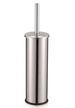 Ершик для унитаза металл блестящий Mario 9902 - фото 12570