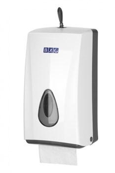 Диспенсер для листовой и бытовой туалетной бумаги BXG-PDM-8177 - фото 13966
