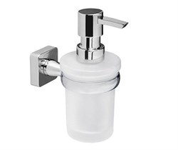 Дозатор для жидкого мыла 150 мл WasserKRAFT (Lippe K-6599) - фото 14928