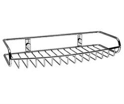 Полка металлическая прямая WasserKRAFT (K-1411) - фото 15153