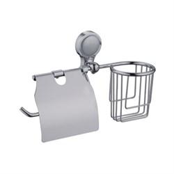 Держатель освежителя воздуха и туалетной бумаги с крышкой D-LIN (D242300) - фото 15329
