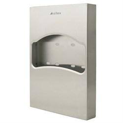 Диспенсер туалетных подкладок Ksitex TC-506-1/4 матовый - фото 15486