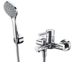Смеситель для ванны с коротким изливом WasserKRAFT (Main 4101) - фото 15586