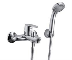 Смеситель для ванны с коротким изливом WasserKRAFT (Leine 3501) - фото 15589
