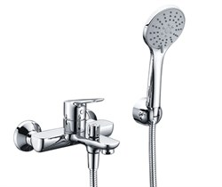 Смеситель для ванны с коротким изливом WasserKRAFT (Lippe 4501) - фото 15600