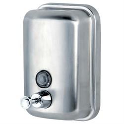 Дозатор для жидкого мыла 0,5 л Ksitex SD 2628-500М - фото 17011