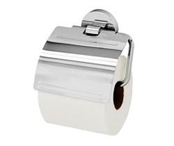 Держатель туалетной бумаги с крышкой WasserKRAFT (Rhein K-6225) - фото 17878